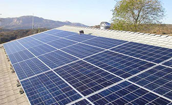 Grid-tied Solar Electric System